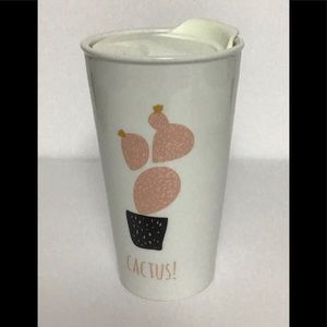 ECO ONE Ceramic 10 oz. Mug with Lid
